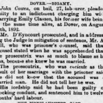 Dover Express 24 February 1893