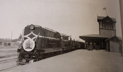 Aramoho railway station