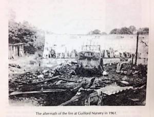guilford nursery fire 1961