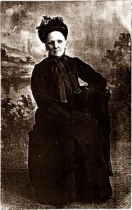 Ellen Gorman, probably 1916 (aged 71)